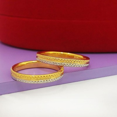 916 Gold Simple Elegant Ring